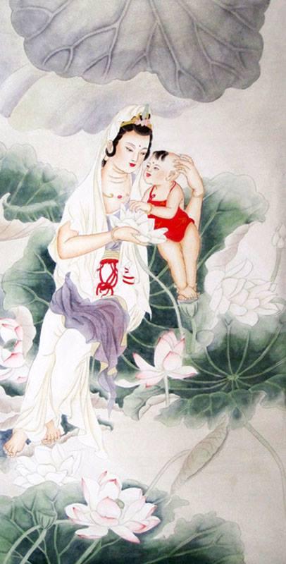 Kuan Yin 10