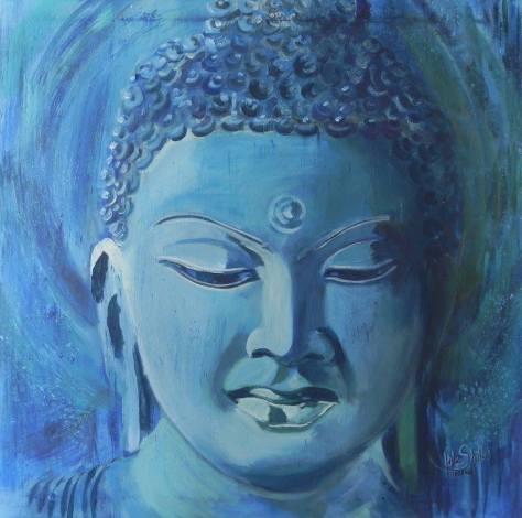 letting go buddha